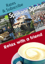 Spokane/CdA Living Magazine